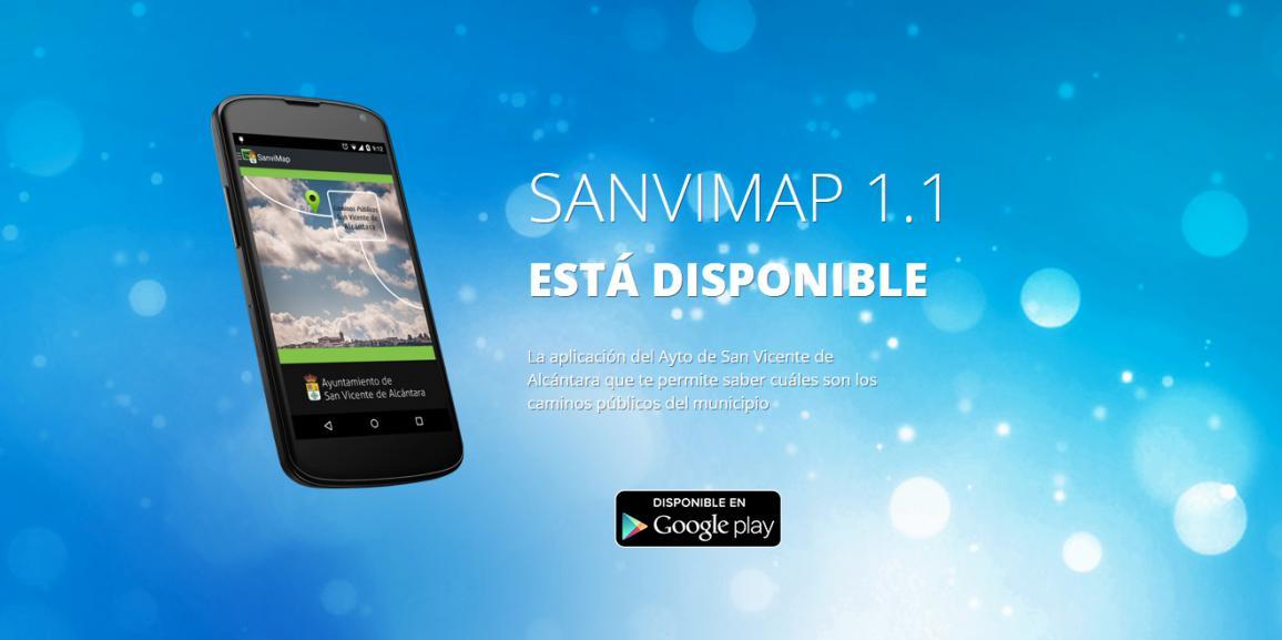 Presentamos SanviMap